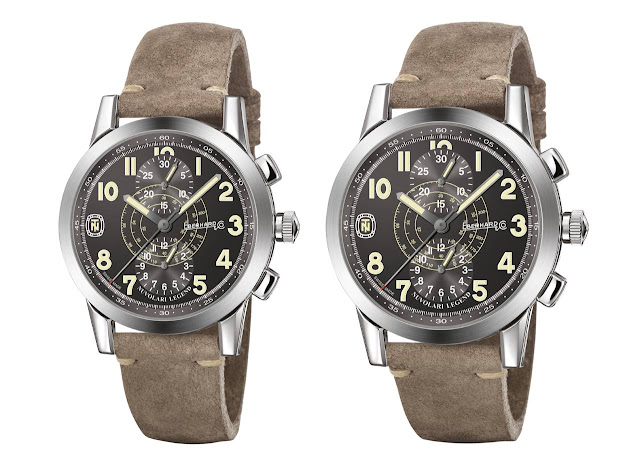 Eberhard Nuvolari Legend 31137 and Nuvolari Legend 31138