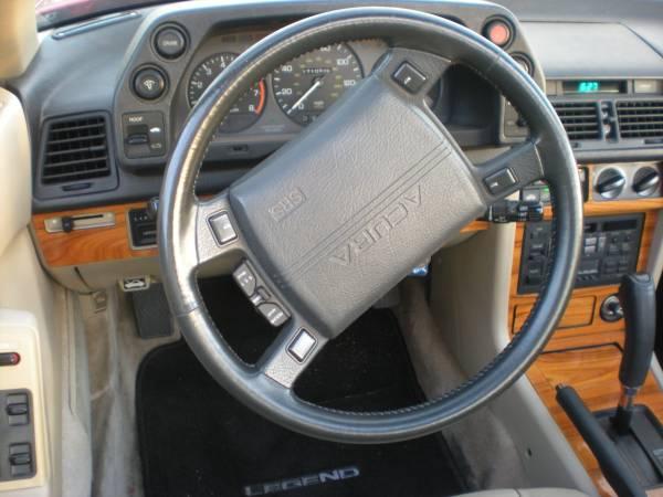 1989 Acura Legend Coupe Auto Restorationice