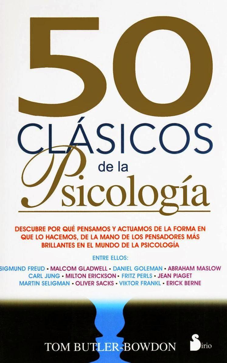 50 Clásicos de la Psicología SIRIO