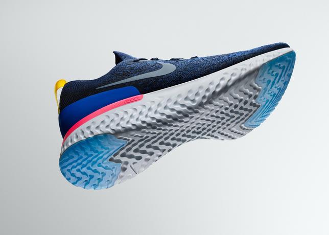 2a06829c22 Nike apresenta o Epic React Flyknit