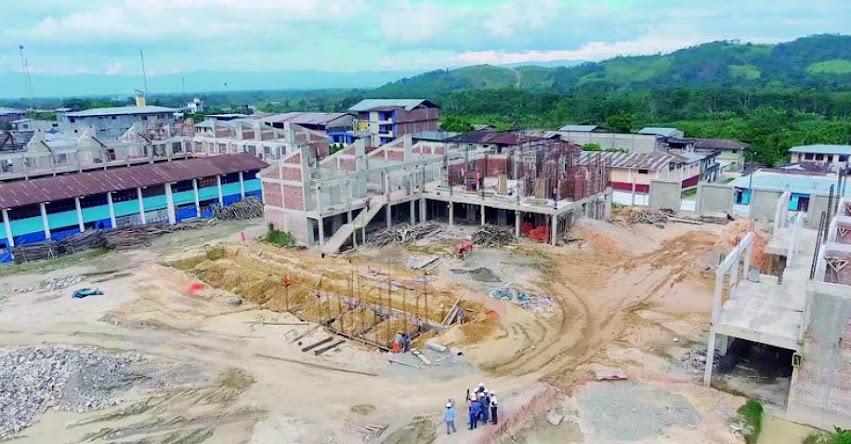 PRONIED resolvió contrato con Consorcio Ingenieros en Arequipa y San Martín por incumplimiento en obras de colegios - www.pronied.gob.pe