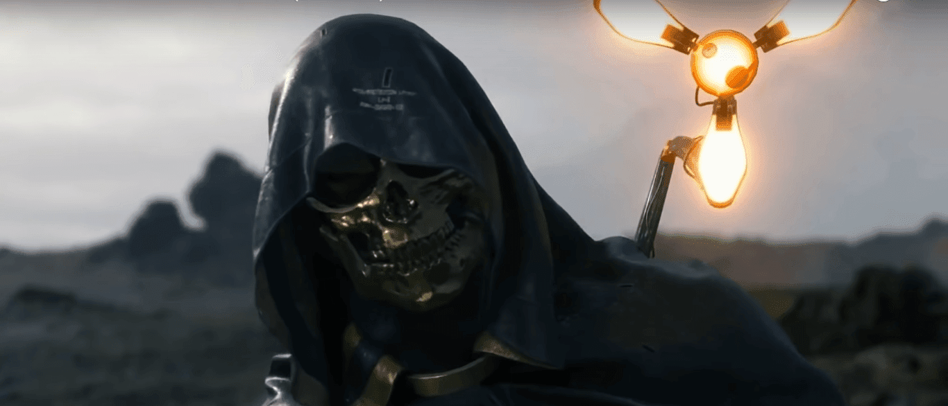 Death Stranding's TGS Trailer Shows Troy Baker's Character, And A New Creature