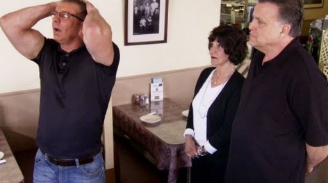 Restaurant Impossible Stella's Italian Restaurant