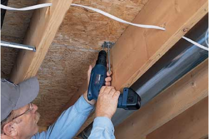 How To Fix Squeaky Floors From Below