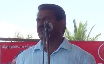 Seeman Speech 24-04-2016 Adhirampatnam