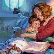 Open Mic Wednesday - Why reading to kids at bedtime is important - an info wrap