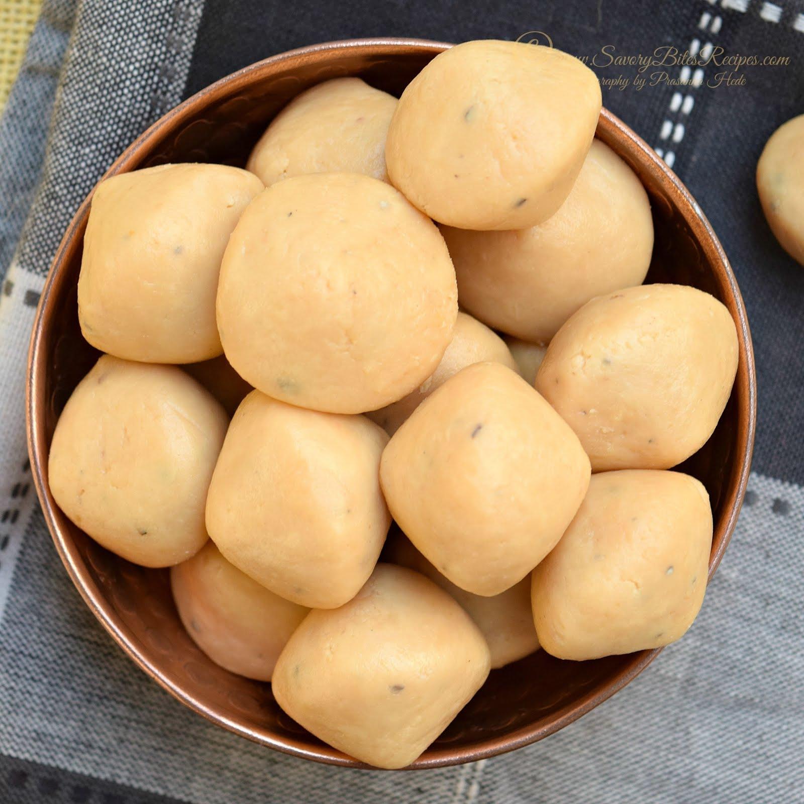 Goa Goan Doodh Peda Festive Sweet Pedha Milk Peda