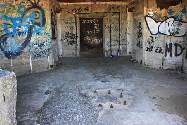intérieur Bunker 670