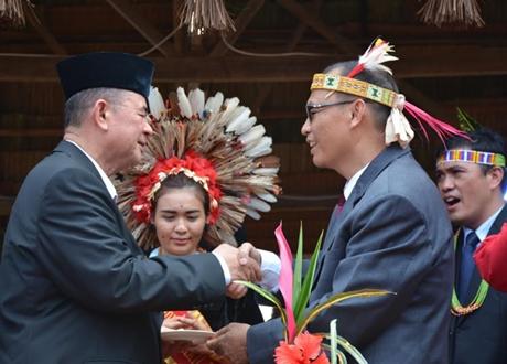 Hadiri Hari Jadi Kabupaten Mentawai ke-18, Wagub Harapkan Pemkab Percepat Pembangunan Infrastruktur