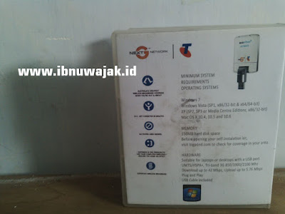 Spesifikasi modem sierra 312u