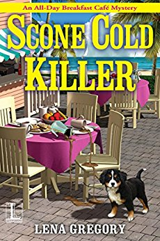 Scone Cold Killer, Lena Gregory, Bea's Book Nook