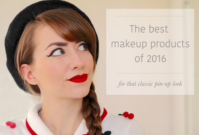 Reviews of 4 of the best new makeup products in 2016 - Benefit Ka-Brow! in 04, Smashbox Always On Matte Liquid Lipstick in Bang Bang, Urban Decay All Nighter Foundation in 0.5 and Lancome Grandiose Extreme Mascara