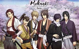 Hakuouki Hekketsu-roku – Todos os Episódios