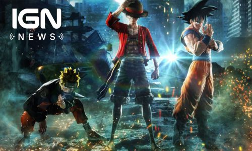 Download JUMP FORCE Highly Compressed