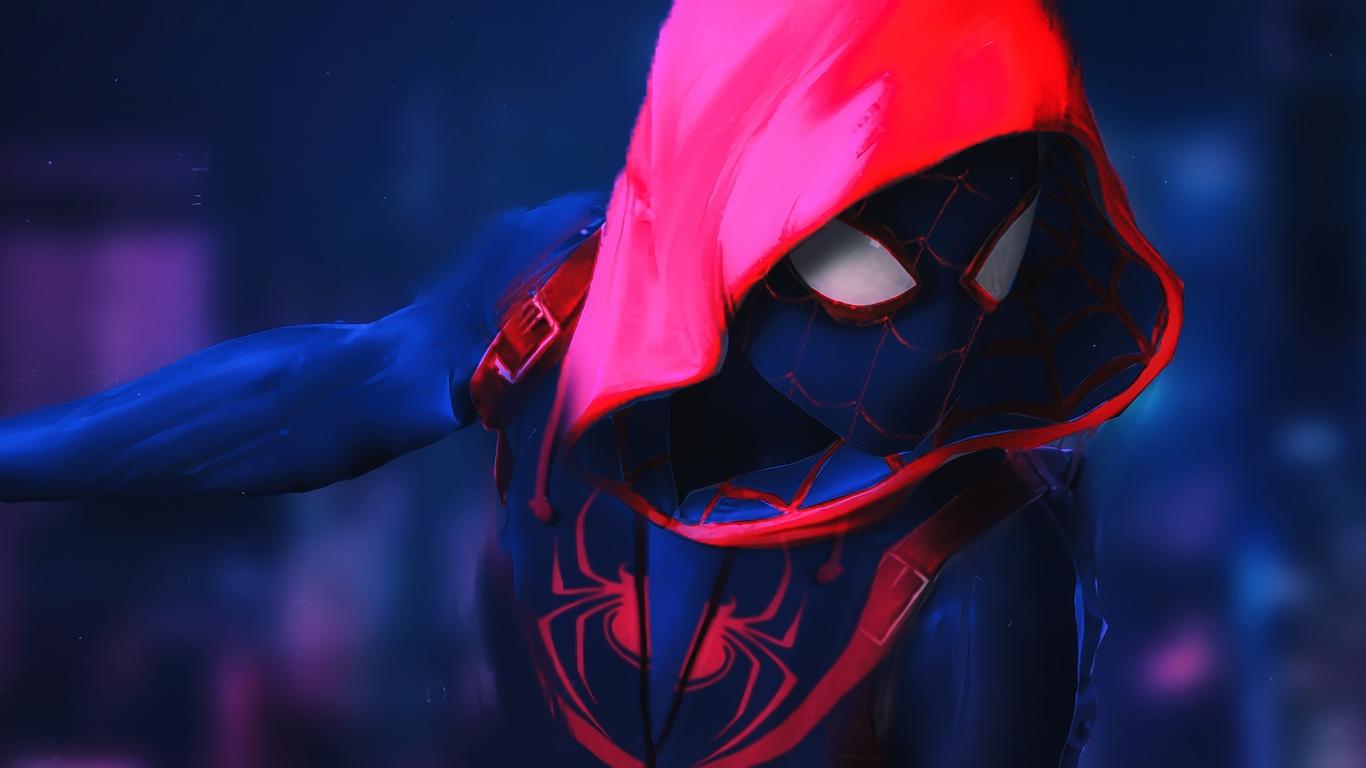 Download Spider Verse S10 Wallpaper