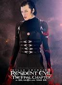 Pelicula Resident Evil 6: El Capítulo Final