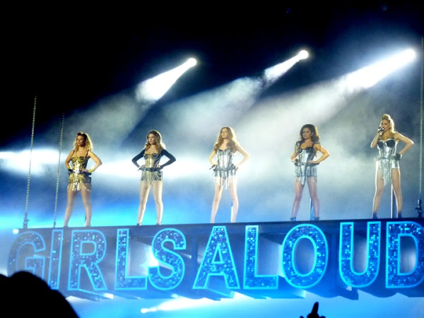 Girls Aloud Ten Tour (and The Big Reunion)