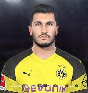 PES 2019 Facepack Borussia Dortmund & RB Leipzig