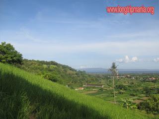 Bukit Belong (Blong) Gunaksa Klungkung
