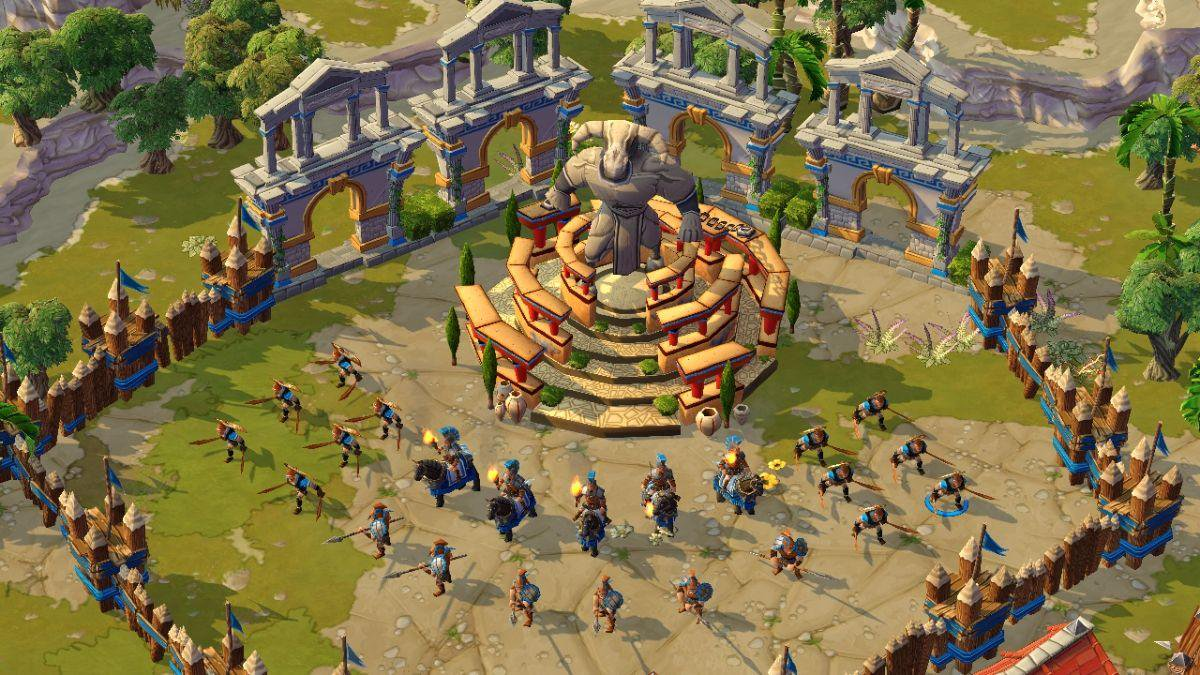 age of empires 4 demo game free download