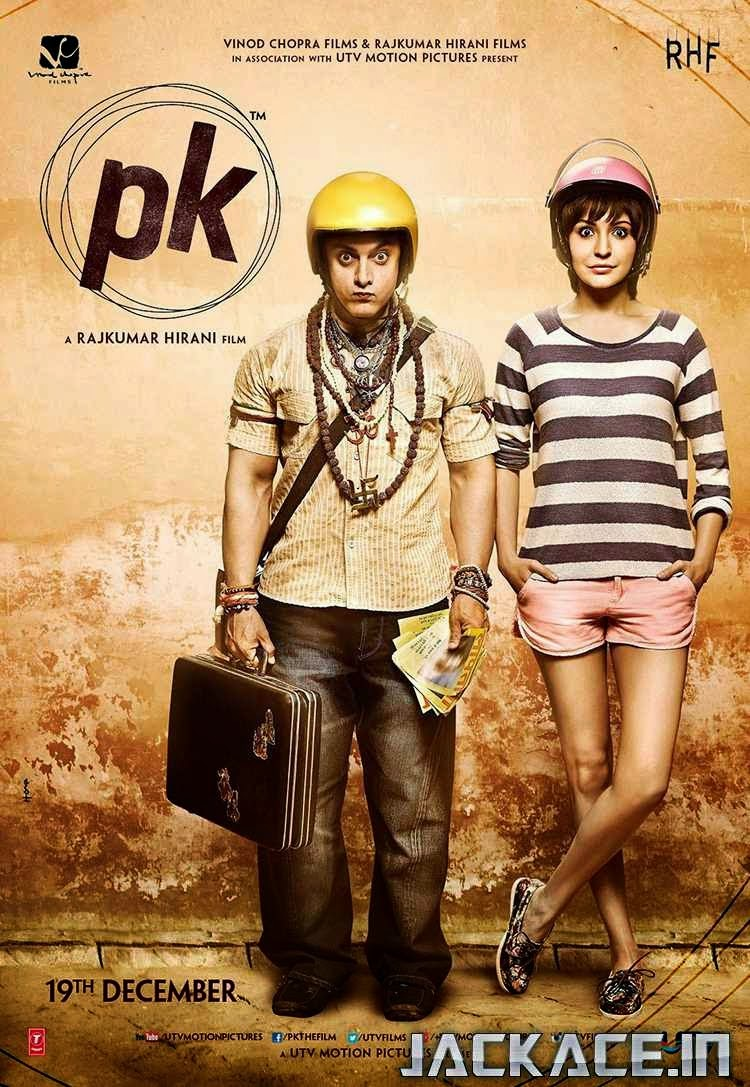 PK Day Wise Box Office Collection