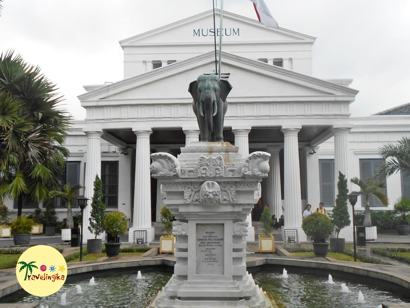 Dilarang Foto Di Lantai 4 Museum Nasional Republik Indonesia Jakarta Catatan Traveling Ika Miranti