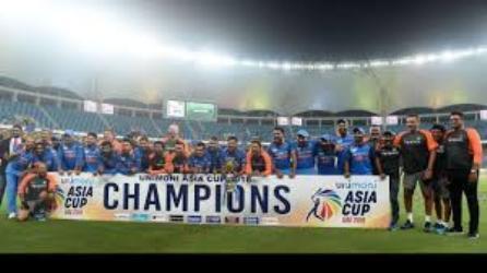 कोहली ने जिसका कैरियर खत्म करना चाहा उस खिलाडिनेही जिताया एशिया कप, india wins ashia cup