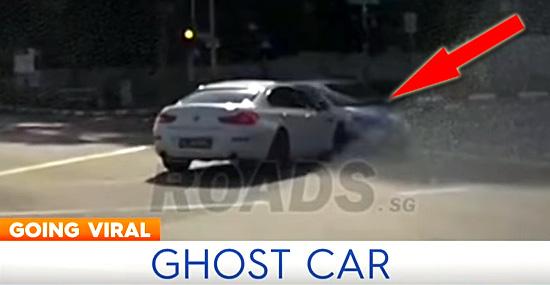 Descobrimos de onde veio o carro fantasma que aparece do nada - Capa