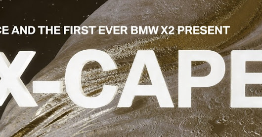 BMW X-Cape Pop Up Escape Room Review
