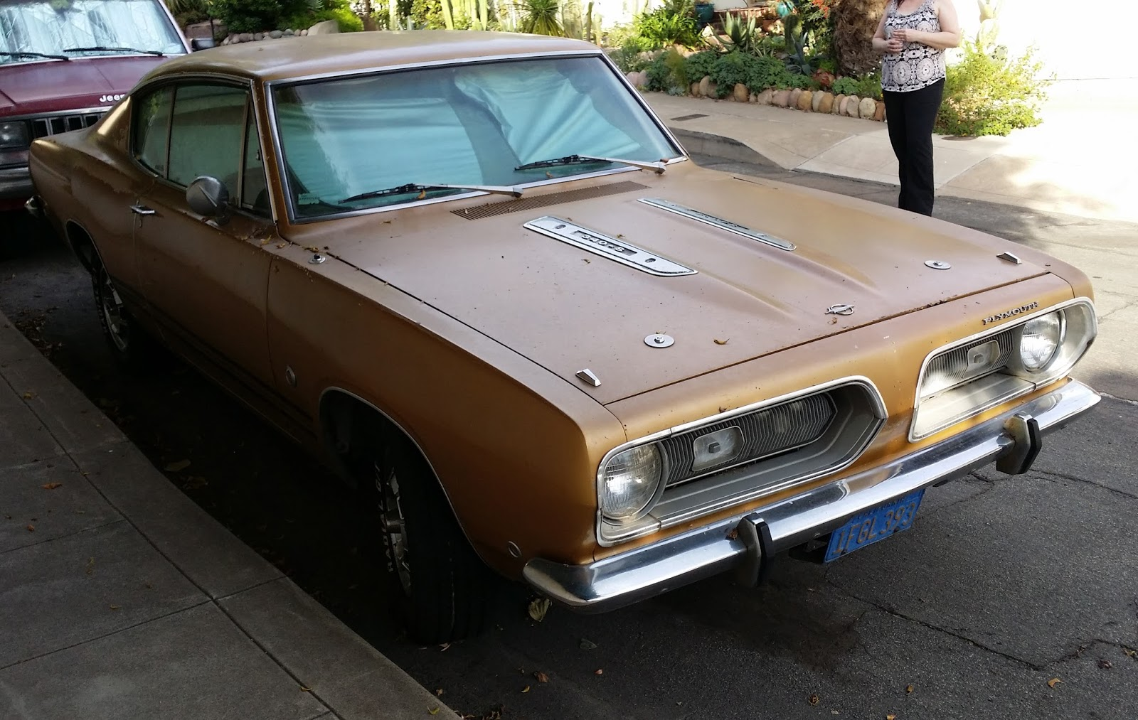Just A Car Guy: original owner 1968 Barracuda 340-S on a forgottten Blower Motor Wiring Harness Barracuda on 2005 canyon fan harness, blower motor fan, blower motor control module, blower resistor 2005 gmc canyon recall, blower motor fuse, blower motor pulley, blower motor filter, blower motor circuit breaker, blower motor mounting bracket, blower motor coil, blower motor resistor, blower motor thermostat housing, blower resistor location on chrysler concorde, blower motor sensor, blower motor engine, 2007 gmc blower motor harness,