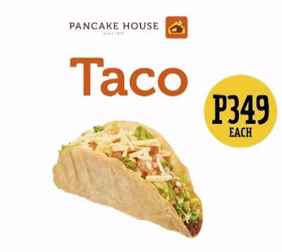 Pancake House Taco