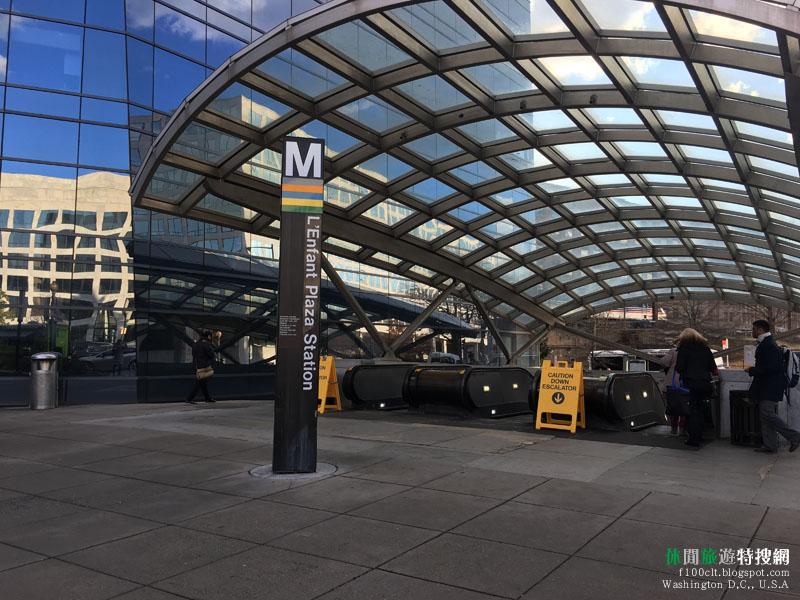 美國華盛頓哥倫比亞特區(Washington, D.C.) 地鐵捷運站 購票、儲值方式