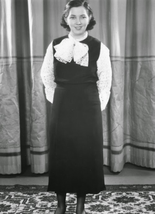 Klassiske Hollywood-skuespillerinder Patsy Kelly Lesbian Comedienne-5417