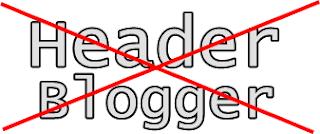 Cara menghilangkan Header Blog