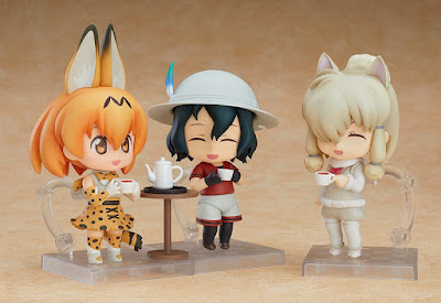 "Nendoroid Alpaca Suri de ""Kemono Friends"" - Good Smile Company"