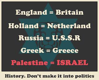 The Arab Lie