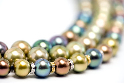 Discover the most beautiful Tahitian Pearls Selection: