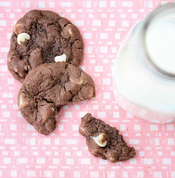 Chewy Chocolate Cookies from Table for Seven