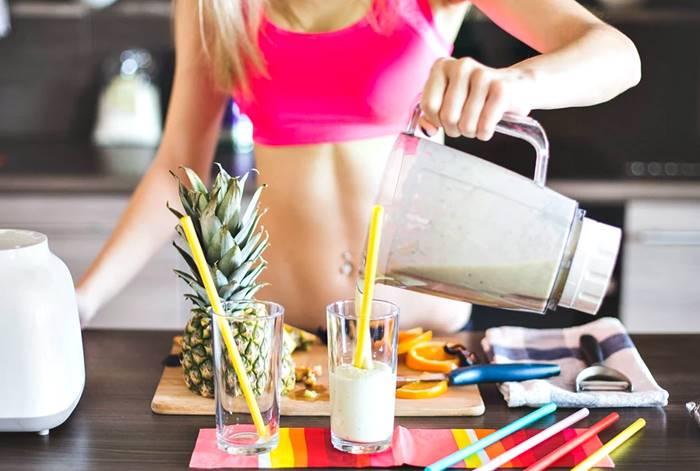 Momentos idóneos del día para preparar tus batidos de proteínas