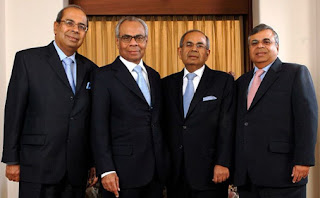 Hinduja brothers top Britain's 'Asian Rich List'