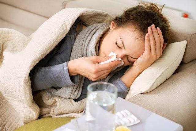 [HATI-HATI] Anda Terserang Flu Tapi Tak Kunjung Sembuh? Bisa Jadi Itu Pneumonia!!