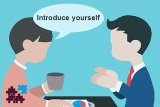 نموذج تكلم عن نفسك في المقابلة الشخصية بالانجليزي (دليل شامل)