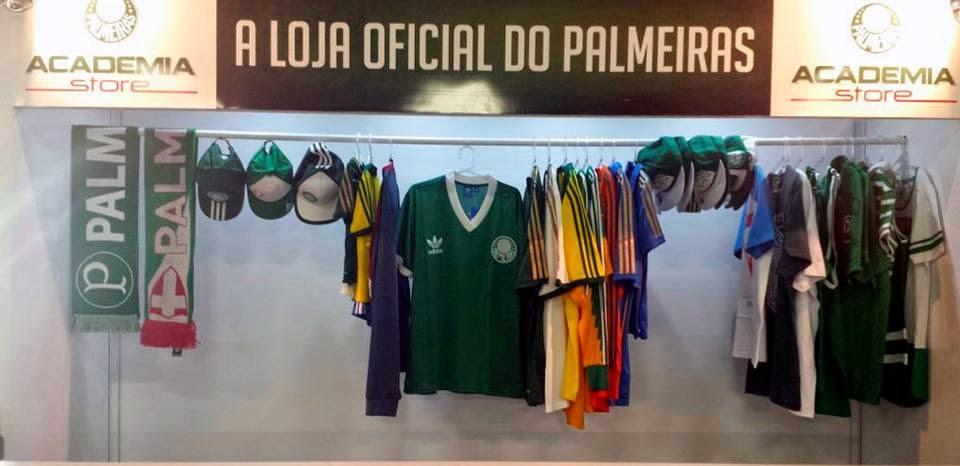 Palmeiras terá ambulante para vender camisa a torcedores ~ FutGestão bcad2de2fdba1