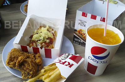 Chizza Box KFC