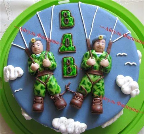 """блюда на 23 февраля, для детей, оформление тортов, торт для мужчины, торт на 23 февраля, торт """"Танк"""", торт военный, блюда военные, торт для мальчика, рецепты мужские, рецепты на День Победы, рецепты армейские, армия, техника, торты для военных, торты """"Транспорт"""", торты армейские, торты на День Победы, рецепты для мужчин, торты праздничные, рецепты праздничные,десантники из мастики торт танк на 23 февраля http://prazdnichnymir.ru/"""