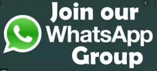 CLICK  IMAGE TO JOIN OUR WHATSAPP GROUP