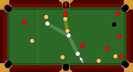blackball pool rules open table