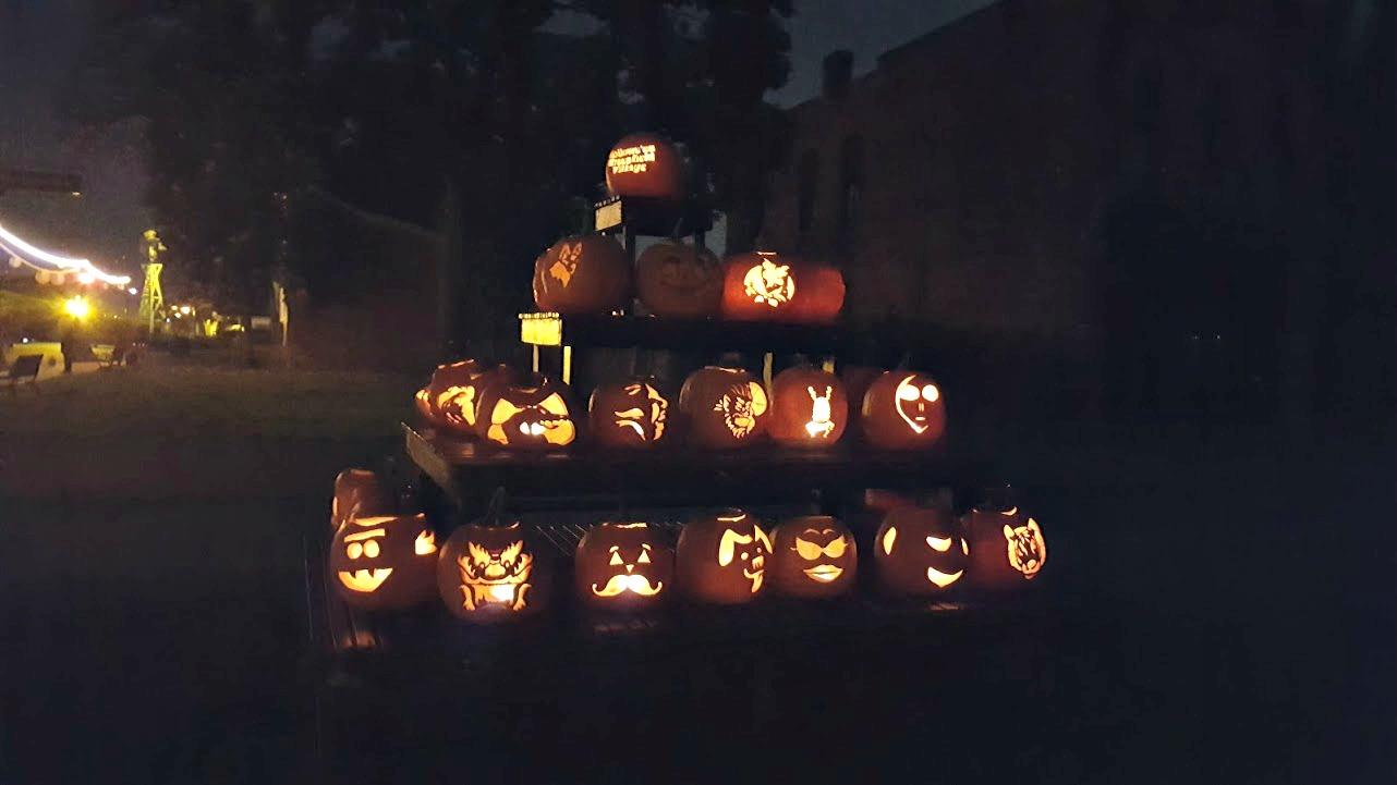 Hallowe'en in Greenfield Village, now through Oct. 30