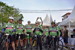Pertama Di Asia, NTB Jadi Tuan Rumah Balap Sepeda GFNY