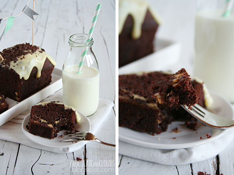 double chocolate mini cake recipe
